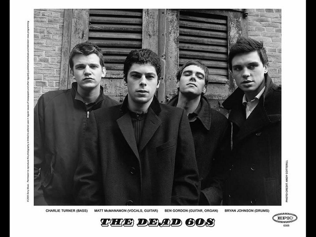 Music Wallpaper: Dead 60's