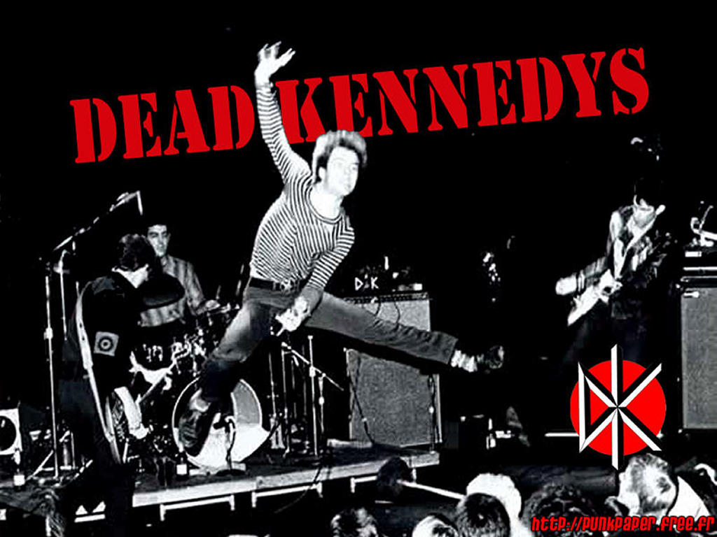 Music Wallpaper: Dead Kennedys