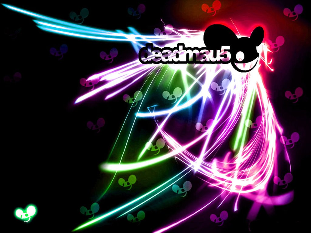 Music Wallpaper: deadmau5
