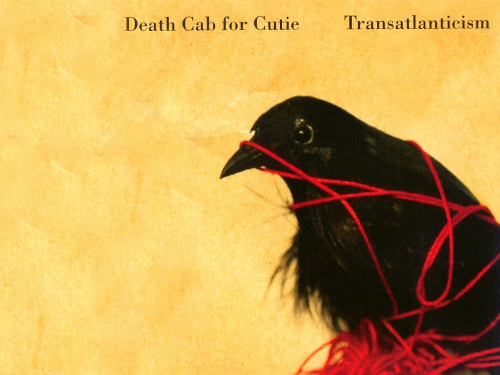 Music Wallpaper: Death Cab for Cutie