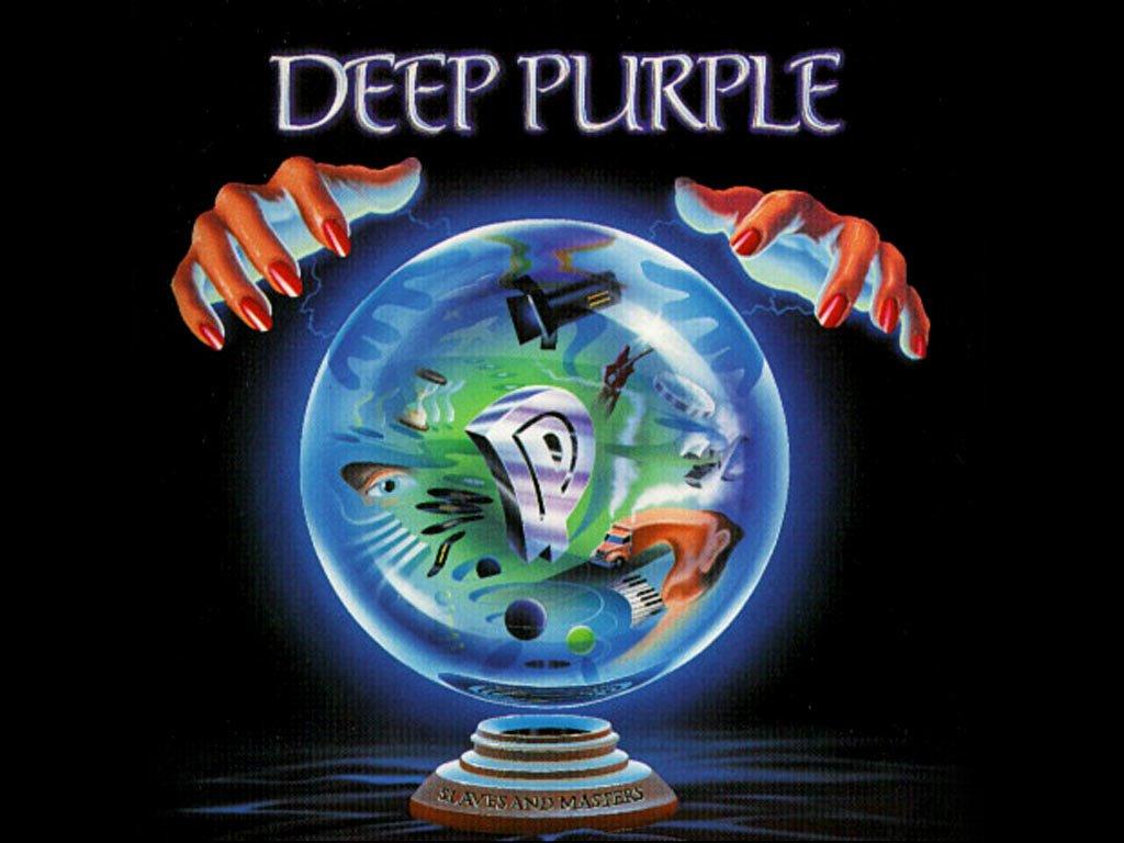 Music Wallpaper: Deep Purple - Slaves and Masters