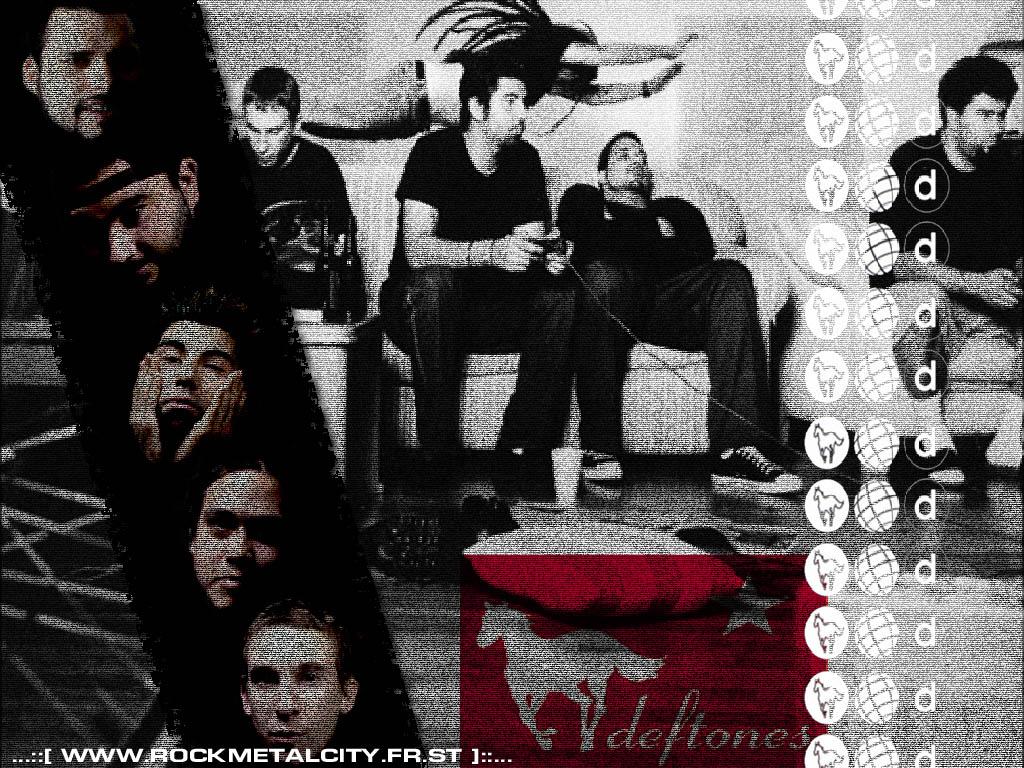 Music Wallpaper: Deftones