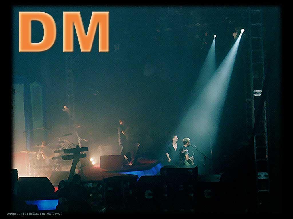 Music Wallpaper: Depeche Mode