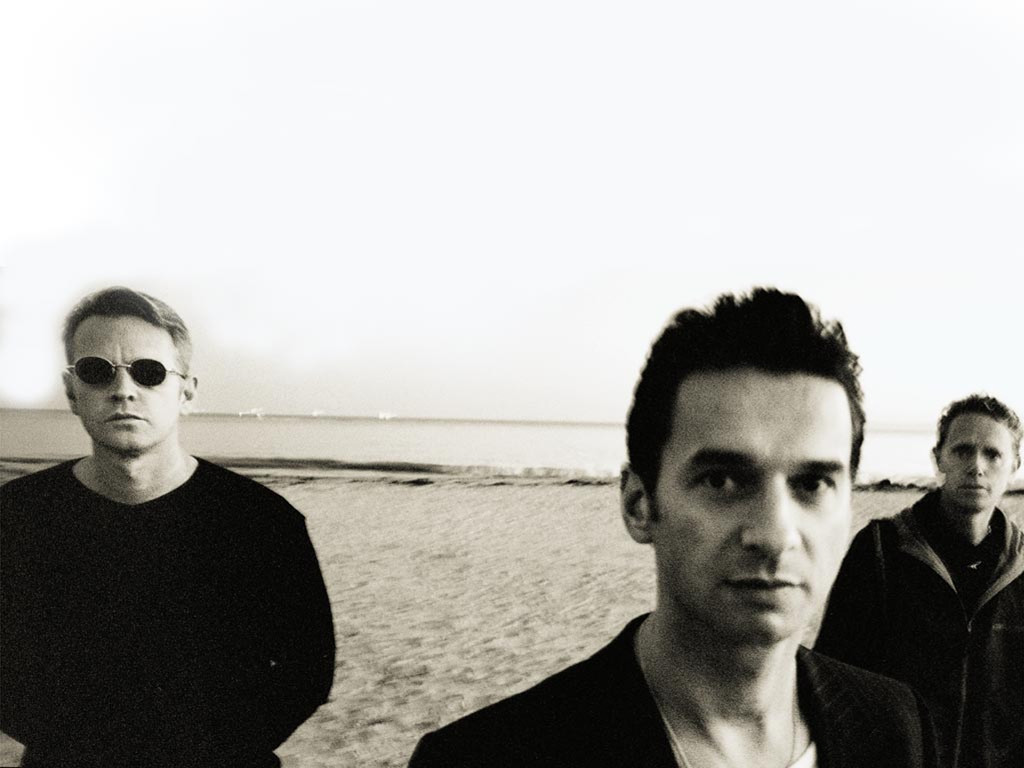 Music Wallpaper: Depeche Mode