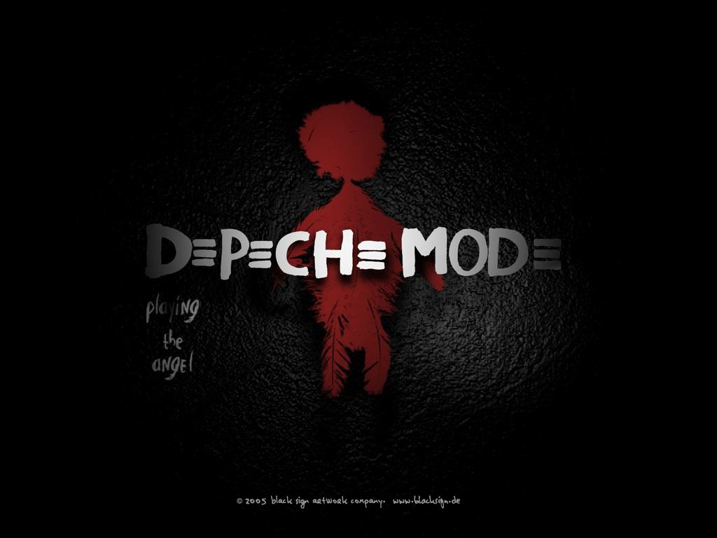 Music Wallpaper: Depeche Mode - Playing the Angel