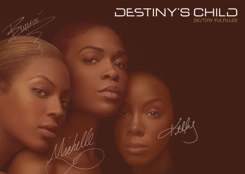 Music Wallpaper: Destiny's Child