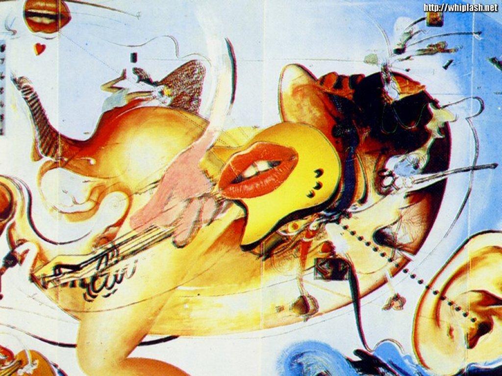 Music Wallpaper: Dire Straits - Alchemy