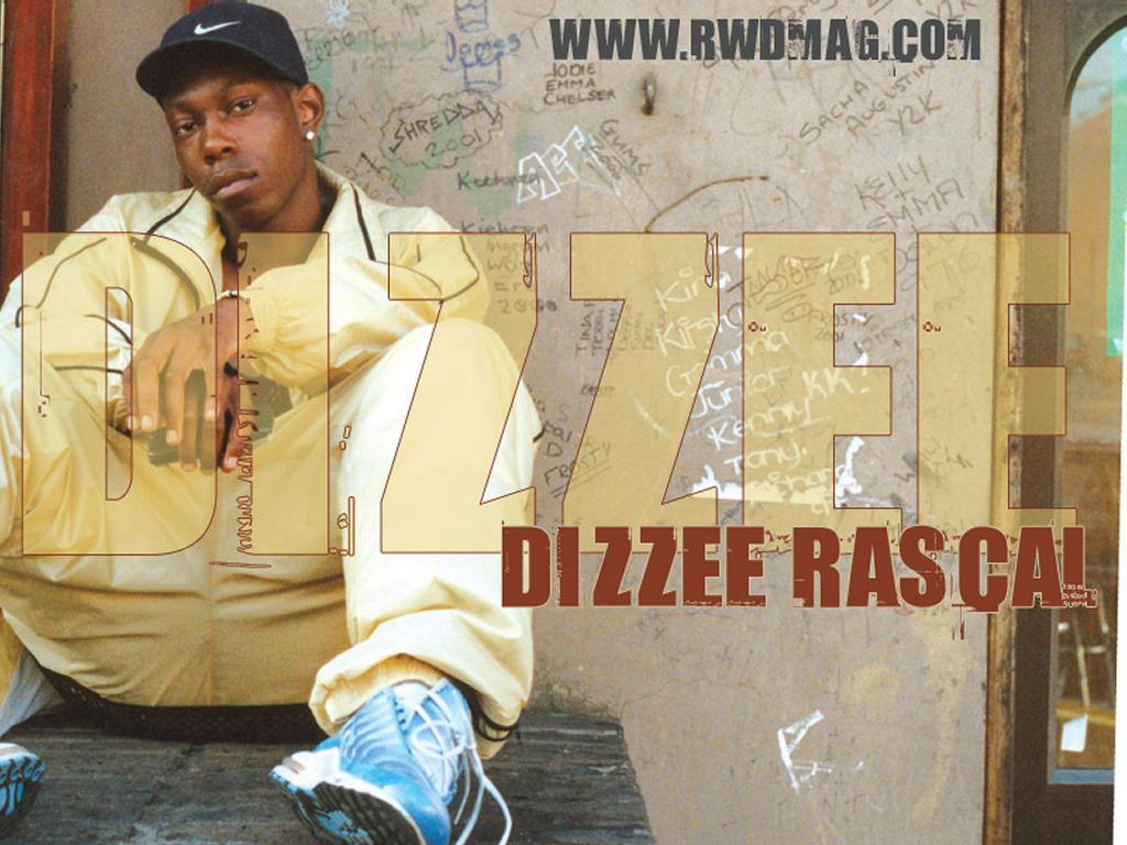 Music Wallpaper: Dizzee Rascal