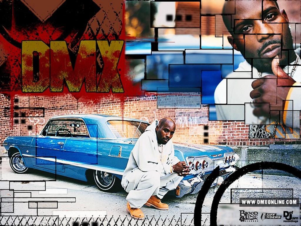 Music Wallpaper: DMX