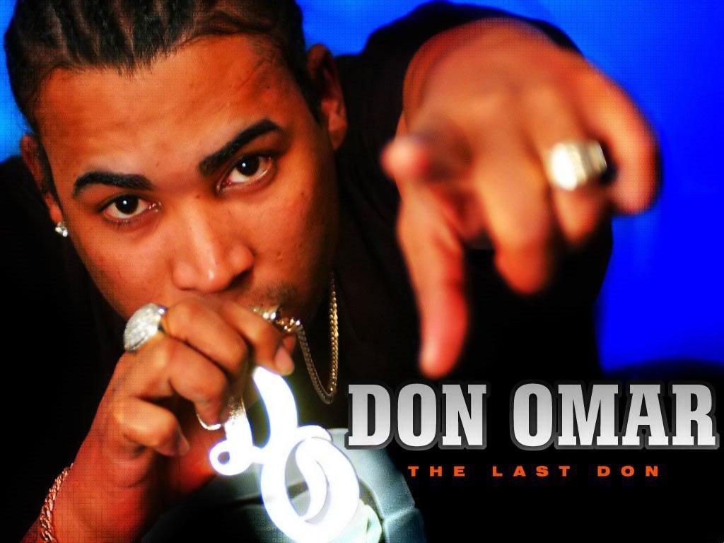 Music Wallpaper: Don Omar