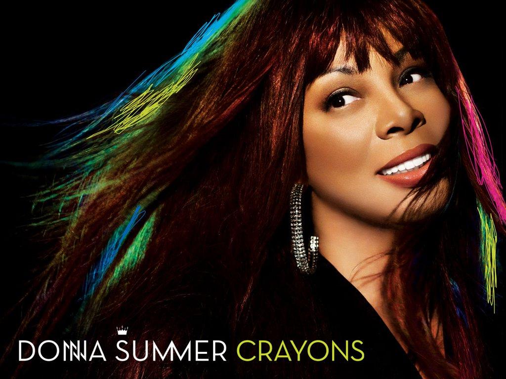 Music Wallpaper: Donna Summer