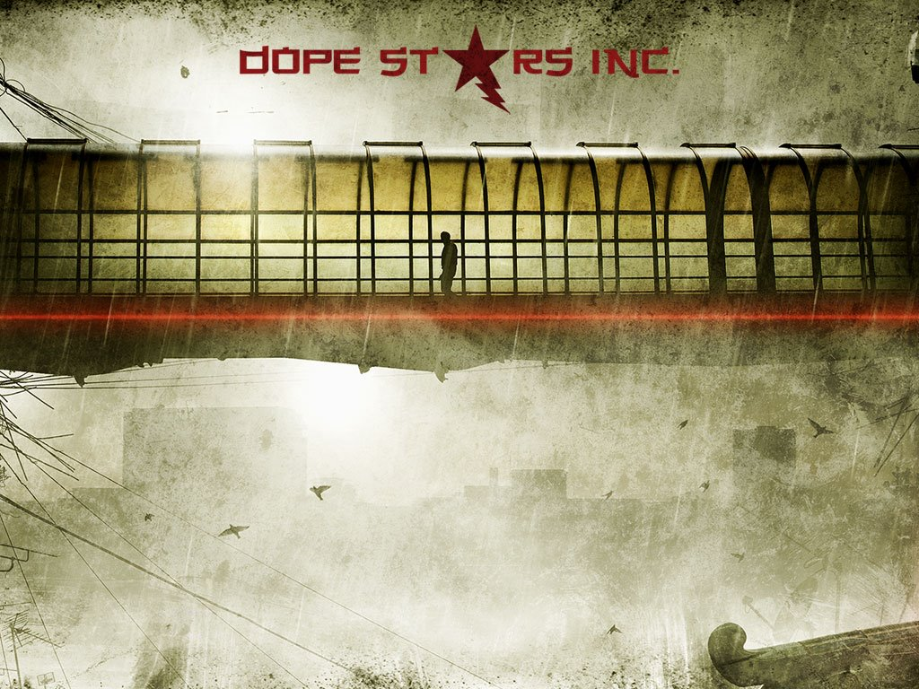 Music Wallpaper: Dope Stars Inc.