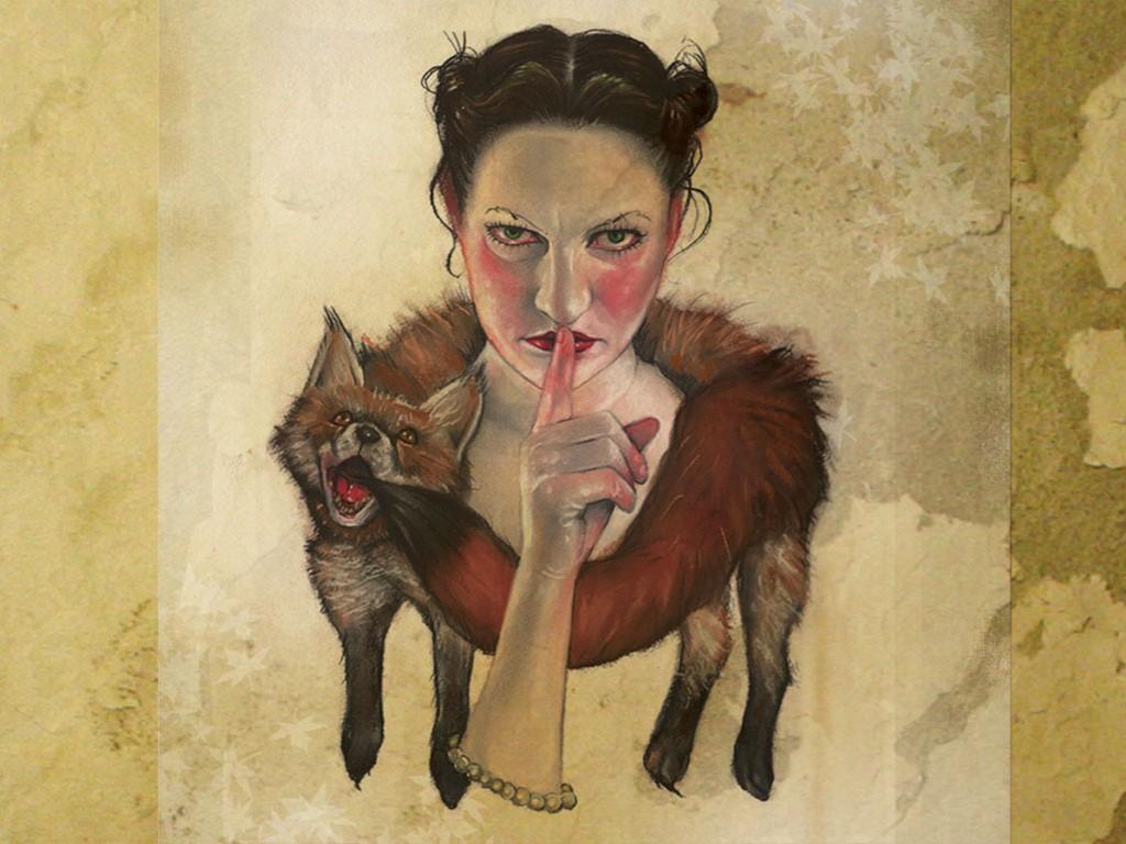 Music Wallpaper: Dresden Dolls