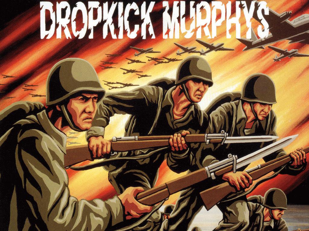 Music Wallpaper: Dropkick Murphys