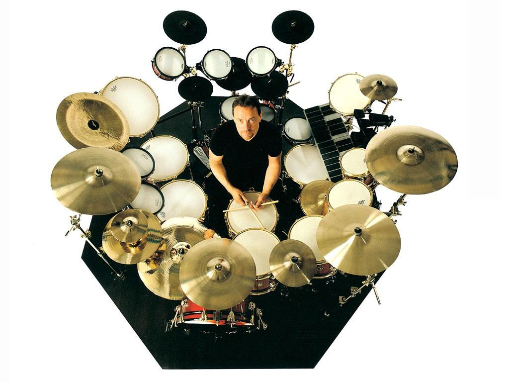 Music Wallpaper: Drummer