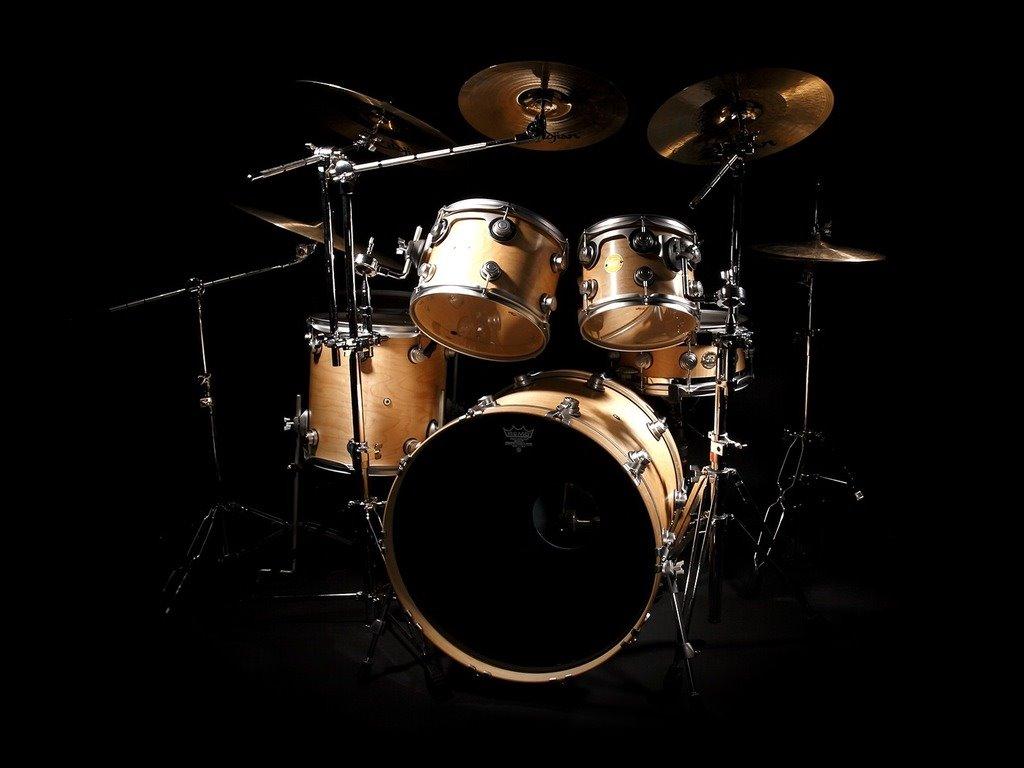 Music Wallpaper: Drums