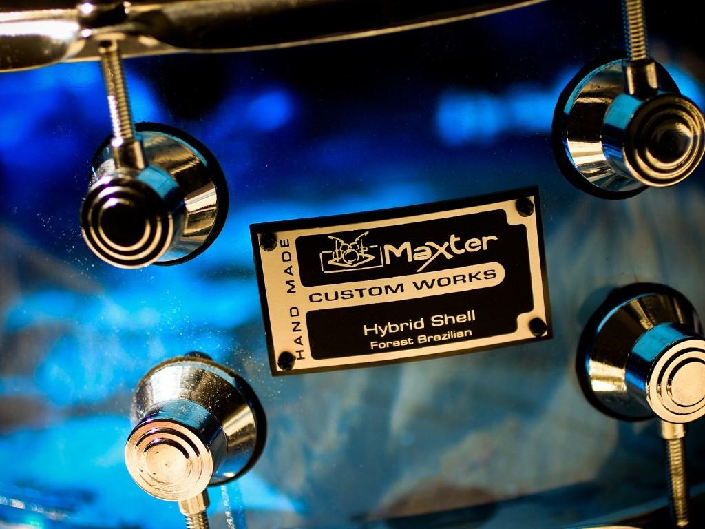 Music Wallpaper: Drums (Maxter)
