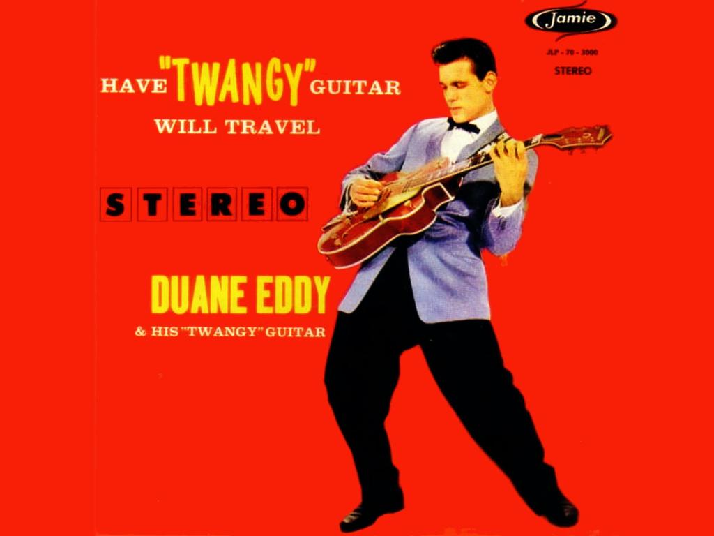Music Wallpaper: Duane Eddy