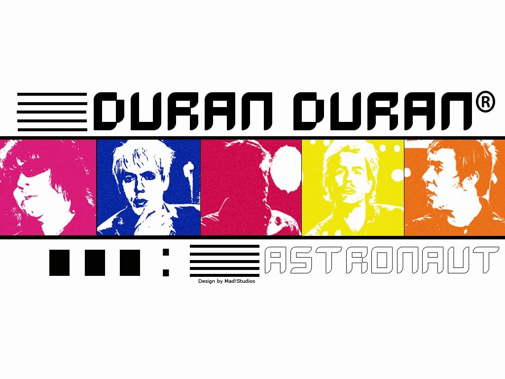 Music Wallpaper: Duran Duran - Astronaut