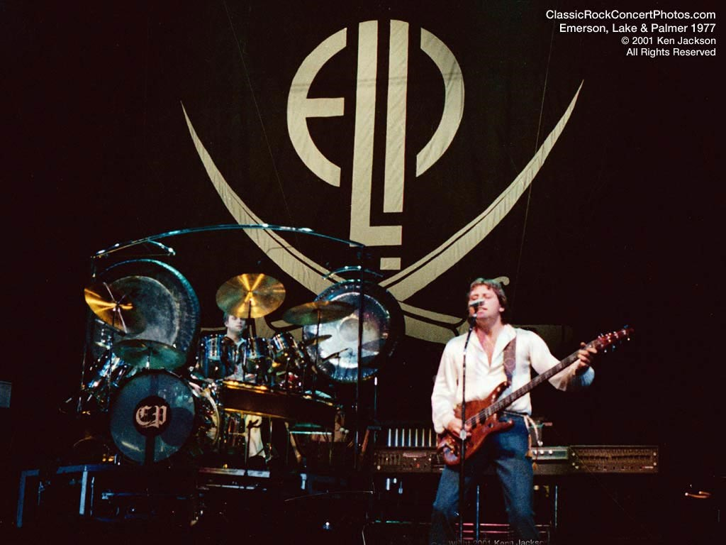 Music Wallpaper: ELP