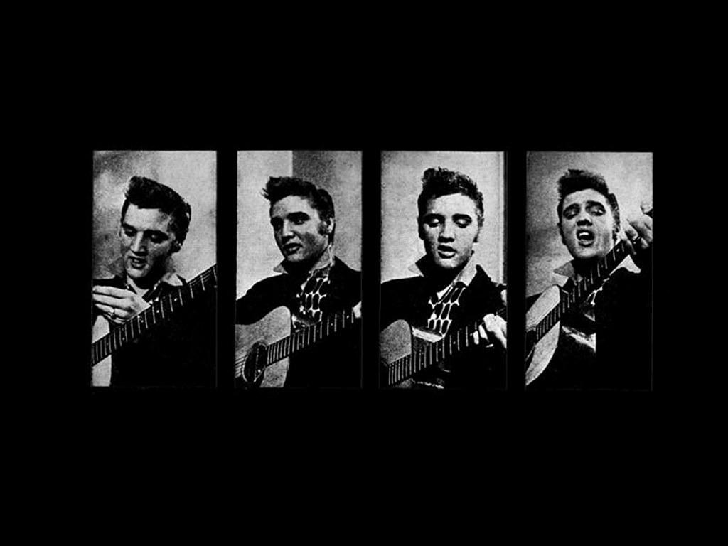 Music Wallpaper: Elvis Presley