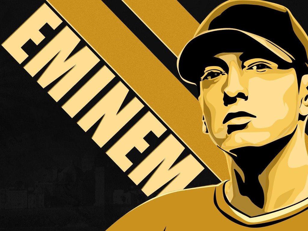 Music Wallpaper: Eminem