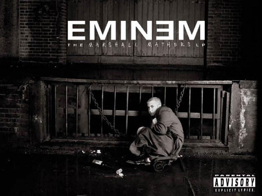 Papel de Parede Gratuito de Música : Eminem