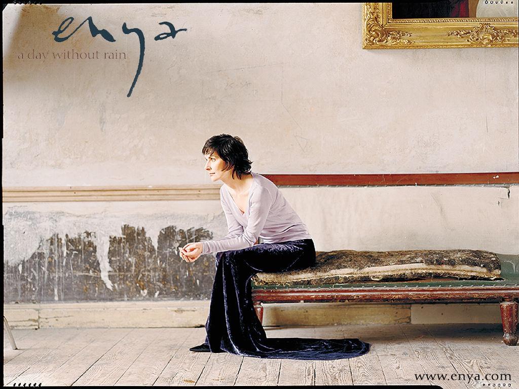 Music Wallpaper: Enya