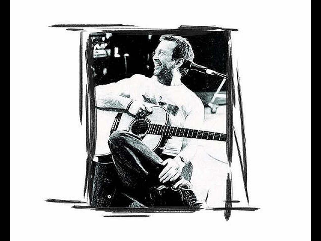 Music Wallpaper: Eric Clapton