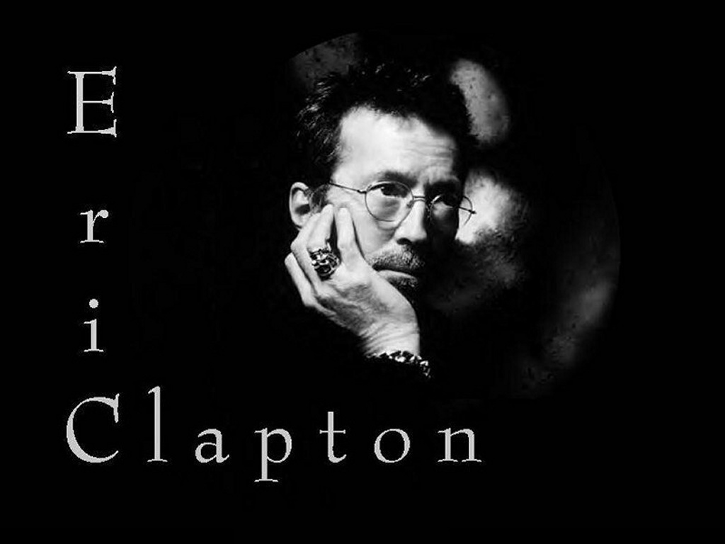 Music Wallpaper: Eric Clapton