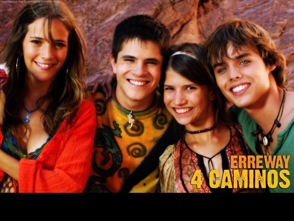 Music Wallpaper: Erreway