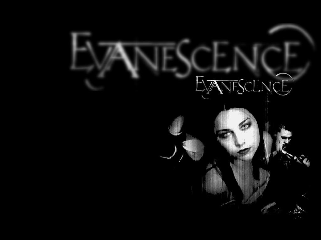 Music Wallpaper: Evanescence