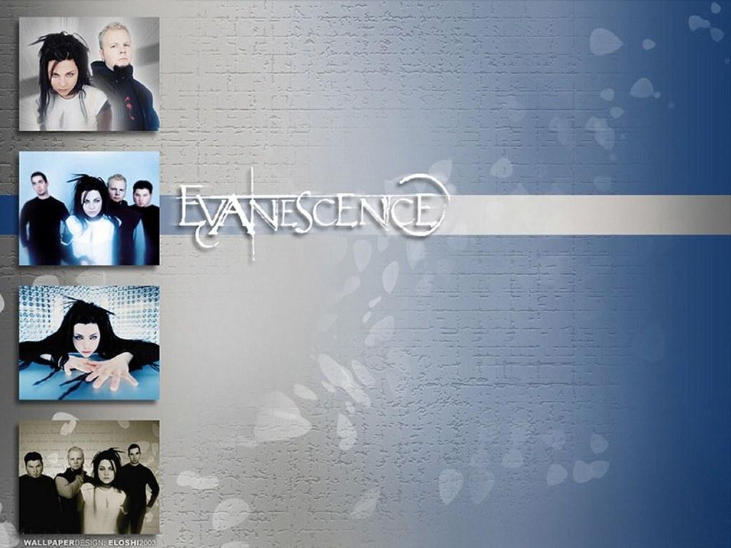 Music Wallpaper: Evanescence