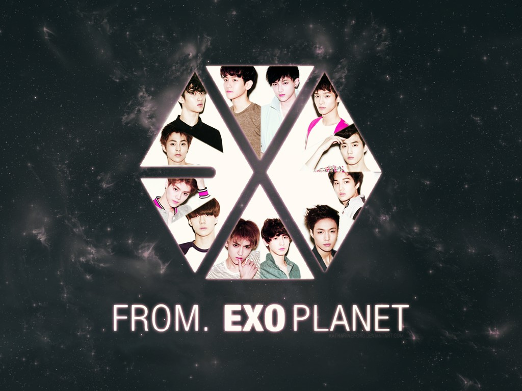 Music Wallpaper: Exo