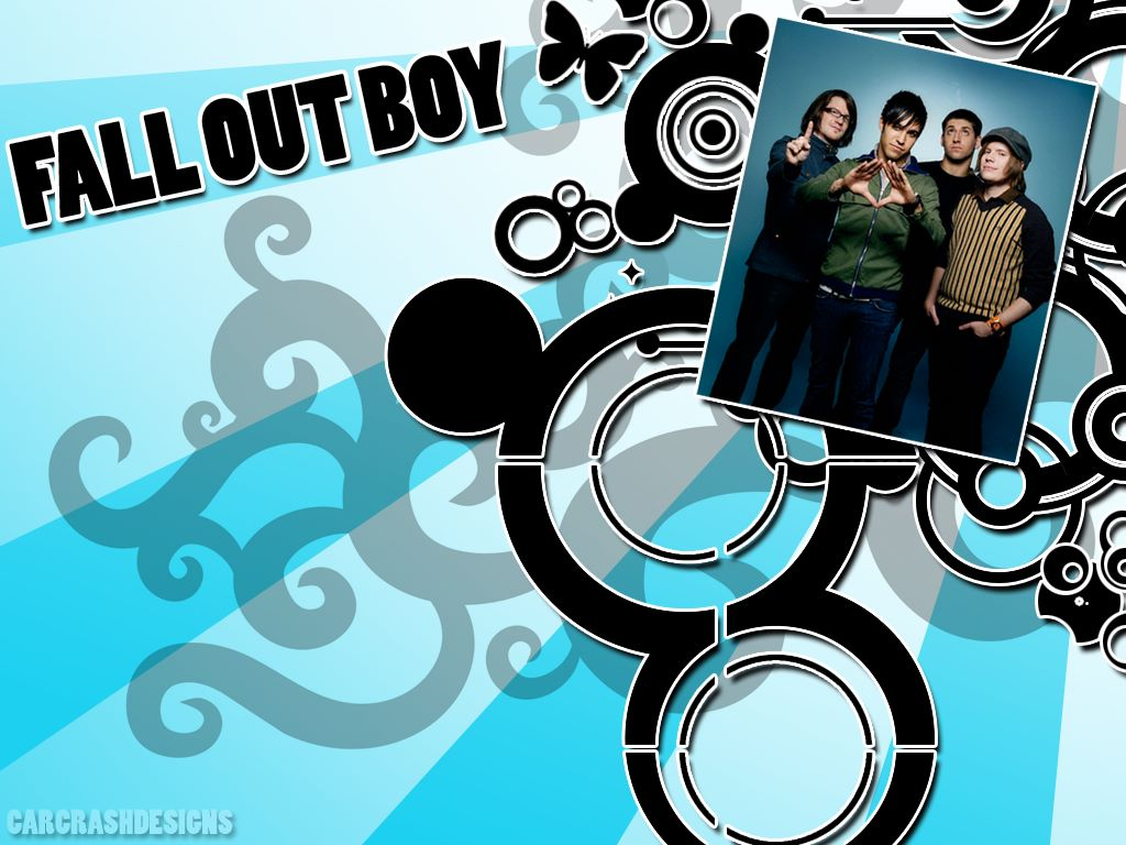 Music Wallpaper: Fall Out Boy