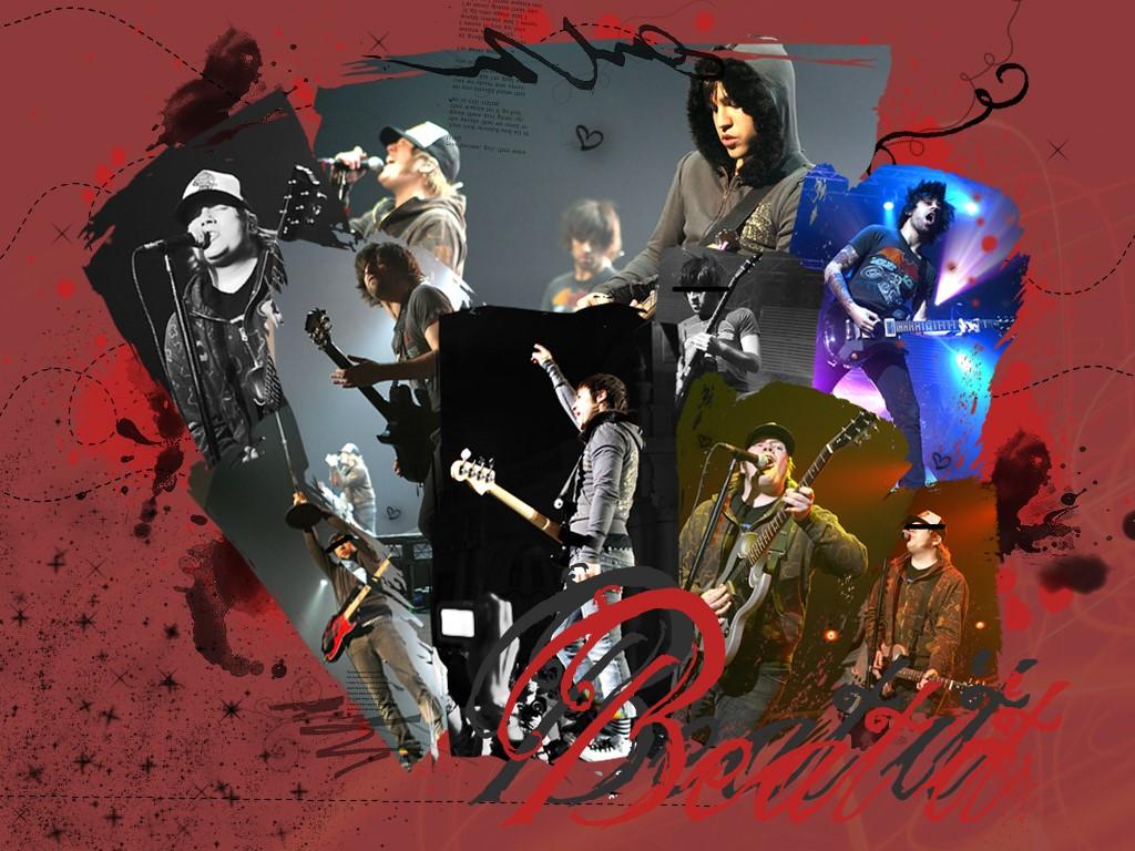 Music Wallpaper: Fall Out boy