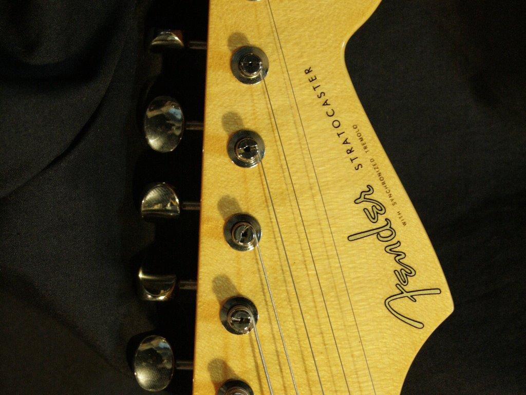 Music Wallpaper: Fender Stratocaster