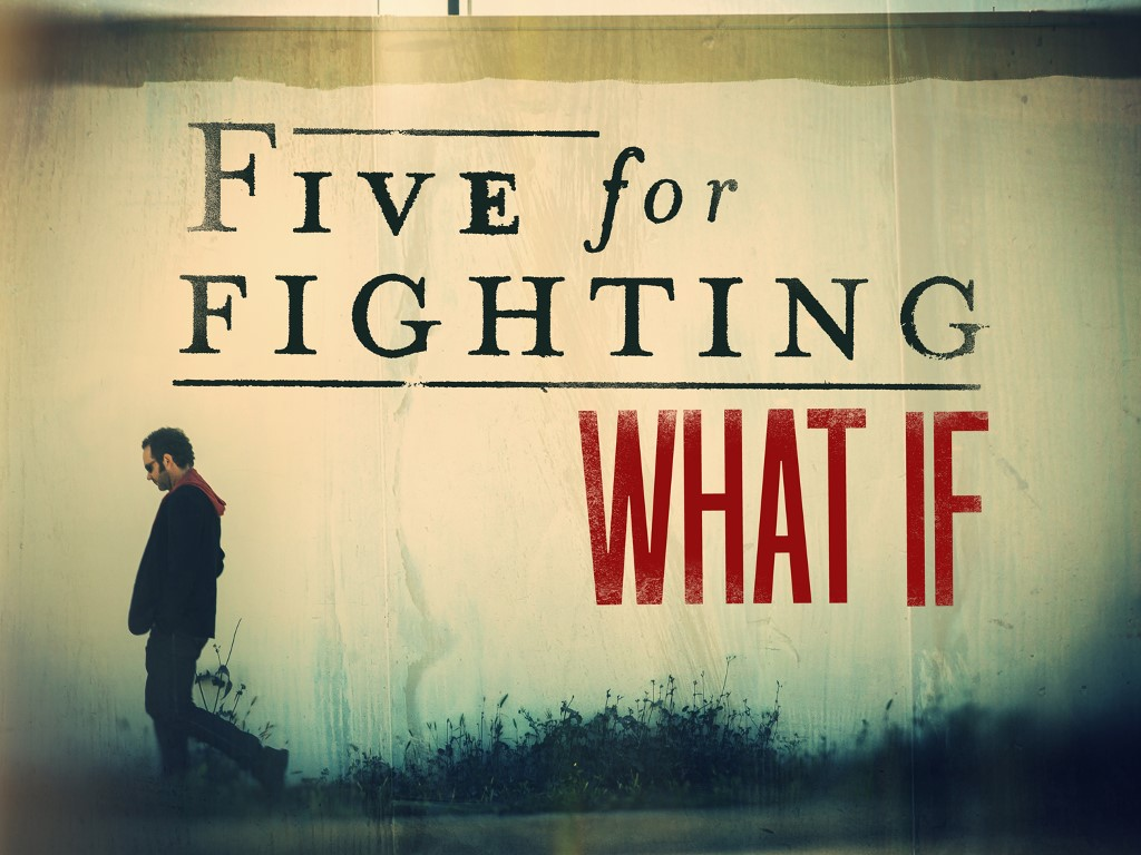 Music Wallpaper: Five for Fighting