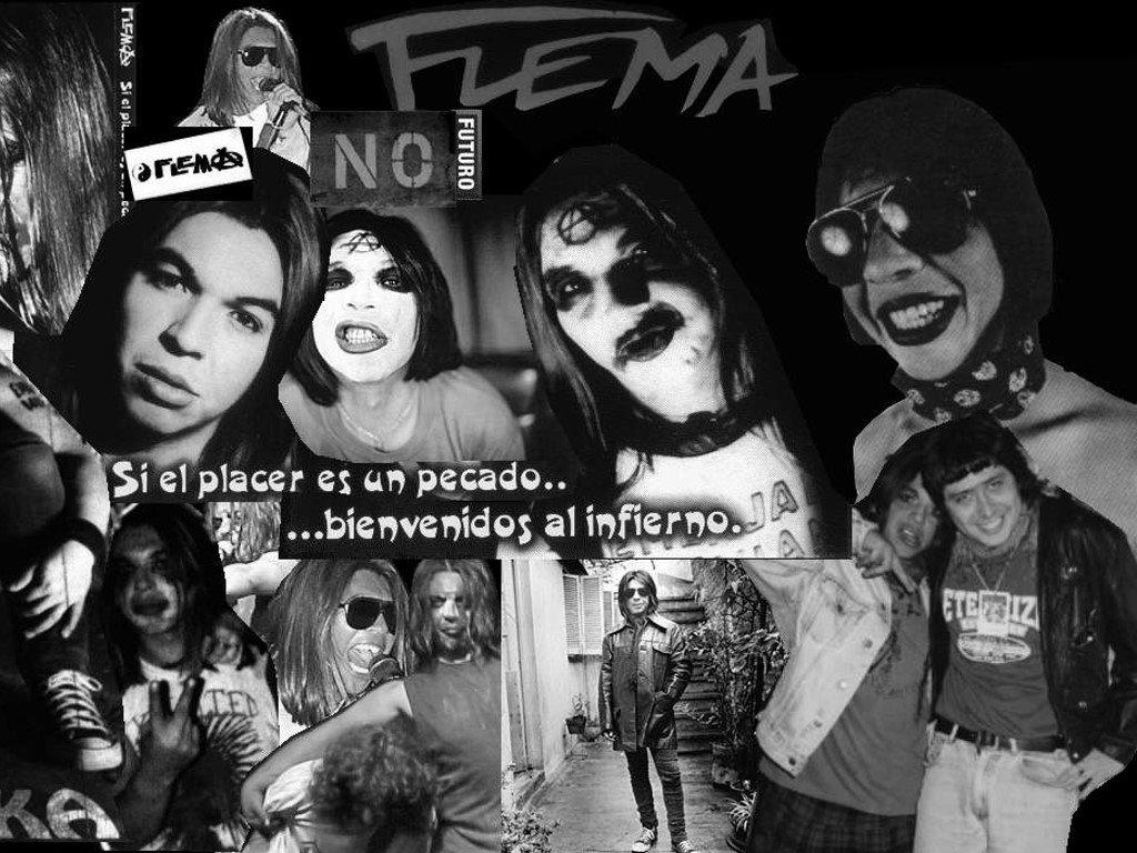 Music Wallpaper: Flema