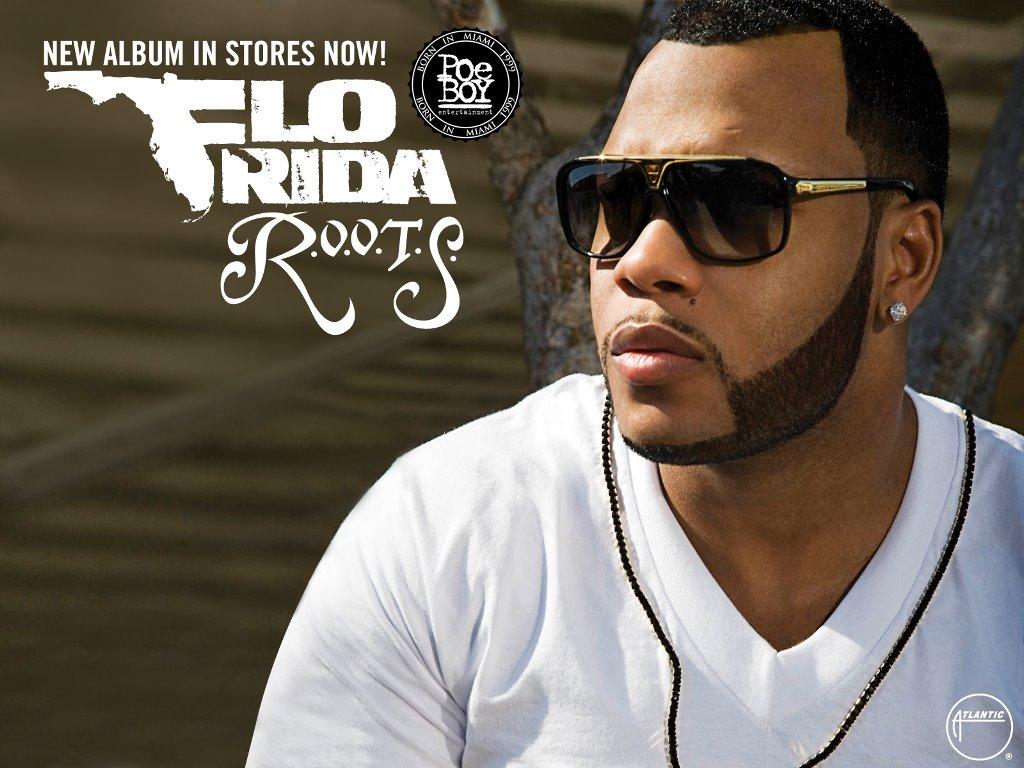 Music Wallpaper: Flo Rida