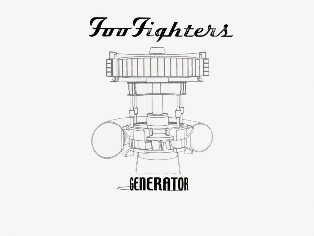 Music Wallpaper: Foo Fighters