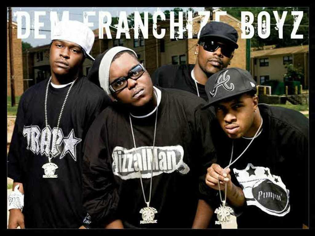Music Wallpaper: Franchize Boyz