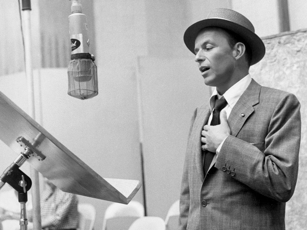Music Wallpaper: Frank Sinatra