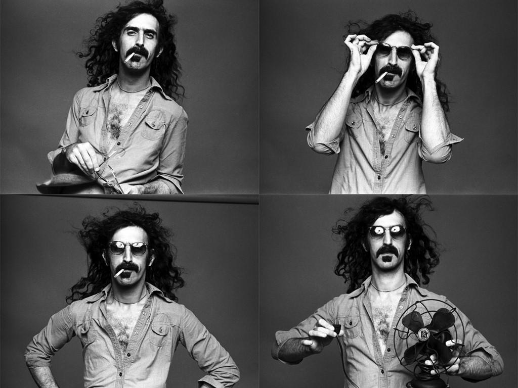 Music Wallpaper: Frank Zappa