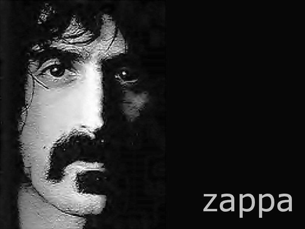 Music Wallpaper: Frank Zappa
