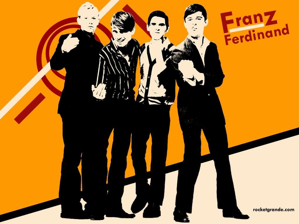 Music Wallpaper: Franz Ferdinand