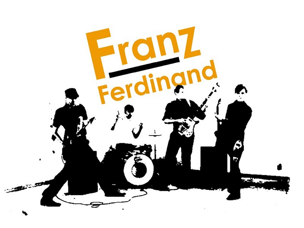 Music Wallpaper: Franz Ferdinand