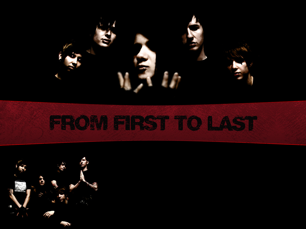 Music Wallpaper: From First to Last