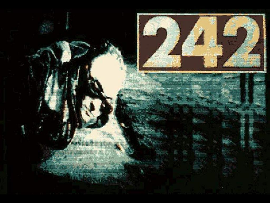 Music Wallpaper: Front 242