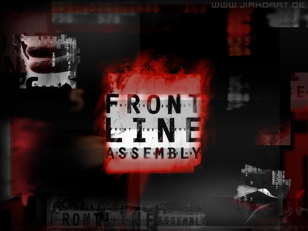 Music Wallpaper: Frontline Assembly
